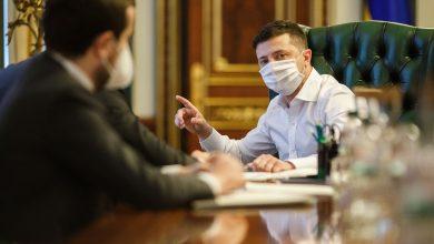 Photo of Президент Украины Зеленский заразился коронавирусом