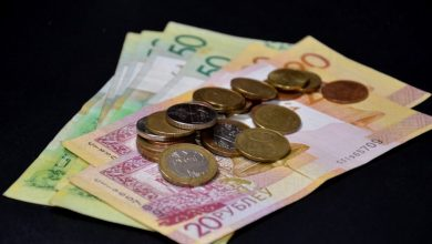 Photo of Номинальная средняя зарплата в Беларуси в октябре составила 1285 рублей