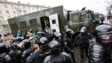 Photo of Штаб Тихановской инициировал первое дело против белорусских силовиков в Литве