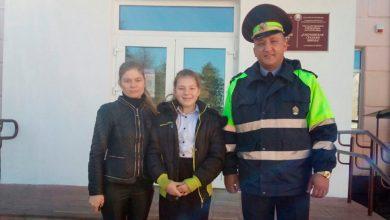 Photo of Александр Лукашенко объявил благодарность сотруднику ГАИ, который спас девочку