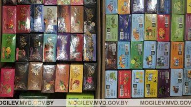 Photo of 900 пачек табака для кальяна изъяли у 25-летней жительницы Краснопольского района