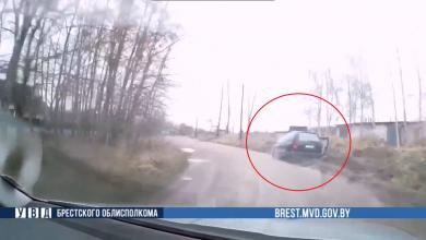 Photo of В Бресте задержали водителя с 3,58 промилле алкоголя в крови