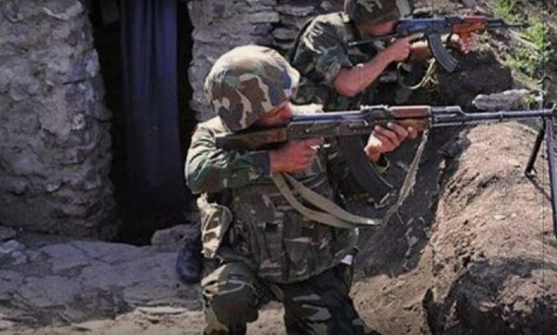 Армения заявила о наступлении Азербайджана в Нагорном Карабахе