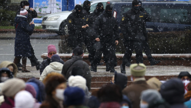 Photo of Не менее 23 человек задержаны на акциях протеста в Беларуси 27 декабря