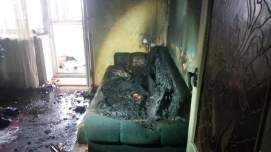 Photo of При пожаре в жилом доме в Витебске эвакуировали 10 человек
