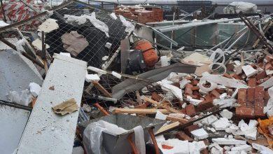 Photo of Взрыв произошёл в Минске в понедельник утром