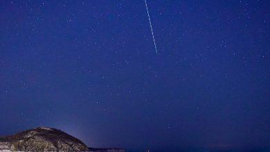 Photo of Метеорит взорвался в небе над Камчаткой и попал на видео