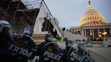 Photo of Входы в Капитолий США заблокировали в связи с угрозой безопасности