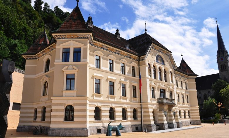 Лихтенштейн присоединился к санкциям ЕС против Беларуси