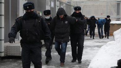 Photo of На несанкционированной акции в Москве начались задержания