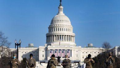 Photo of Беспрецедентные меры безопасности вводят в США в преддверии инаугурации Джо Байдена