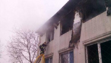 Photo of Пятнадцать человек погибли при пожаре в частном доме престарелых в Харькове