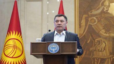 Photo of Садыр Жапаров вступил в должность президента Кыргызстана