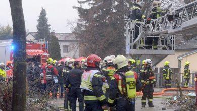 Photo of Взрыв в жилом доме в Австрии: есть пострадавшие