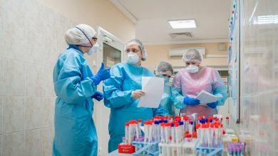 Photo of За сутки в Беларуси 1804 новых случая заражения COVID-19, 9 пациентов умерли