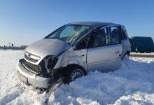 Photo of Под Волковыском женщина за рулём Opel попала под поезд