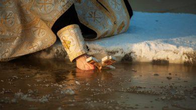 Photo of Появилось видео, как Александр Лукашенко окунулся в прорубь на Крещение