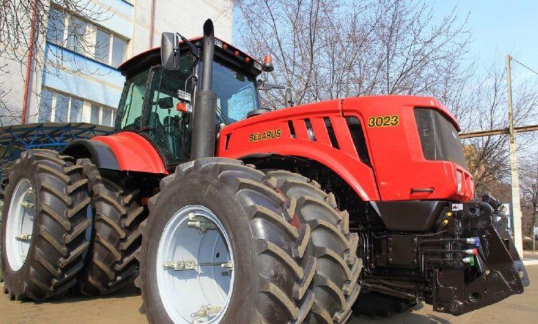 Беларусь хочет строить тракторный завод в Африке