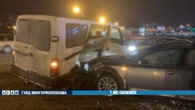Photo of На проспекте Независимости случилось ДТП с тремя авто