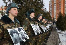 Photo of В Витебске прошёл митинг в честь воинов-интернационалистов