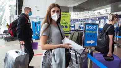 Photo of В Национальном аэропорту Минска ПЦР-тест на коронавирус могут сдавать только пассажиры рейсов