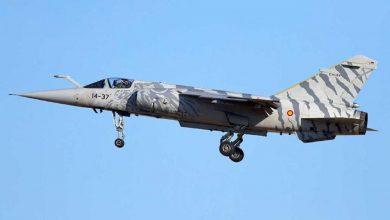 Photo of В США при посадке разбился истребитель Mirage F1B
