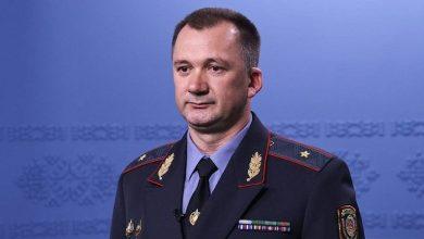 Photo of Глава МВД Беларуси рассказал о поступавших его семье угрозах