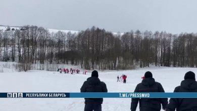 Photo of Под Молодечно задержали группу лыжников