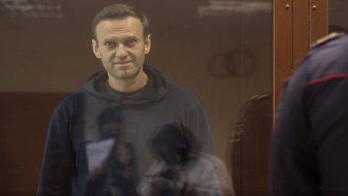 Photo of Российского оппозиционера Алексея Навального судят за клевету