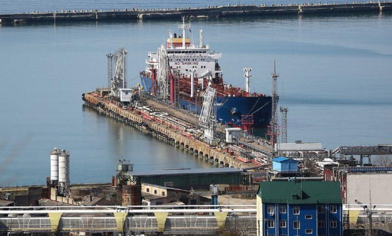 Стал известен минимум перевалки белорусских нефтепродуктов в российских портах в этом году