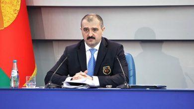 Photo of Виктора Лукашенко избрали на пост главы НОК Беларуси