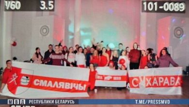 Photo of МВД Беларуси объяснило задержание музыкантов под Минском