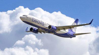 Photo of Самолёт «Белавиа» вылетел из Египта в Минск и вернулся для технической проверки