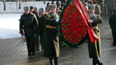 Photo of В Минске почтили память погибших воинов-интернационалистов