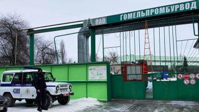 Photo of Информация о минировании в Гомеле двух предприятий не подтвердилась