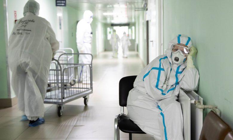 В Беларуси за сутки выявлено 1733 случая заражения COVID-19, 10 пациентов скончались