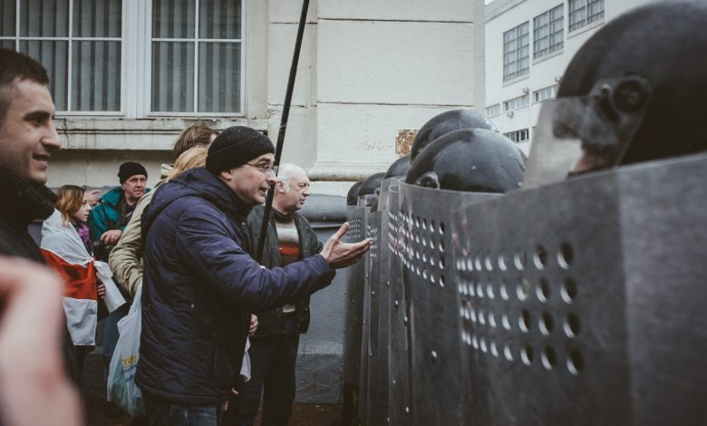 День Воли в Минске