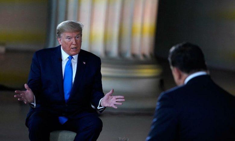 Трамп заявил, что на выборах президента США готов бороться с Меган Маркл