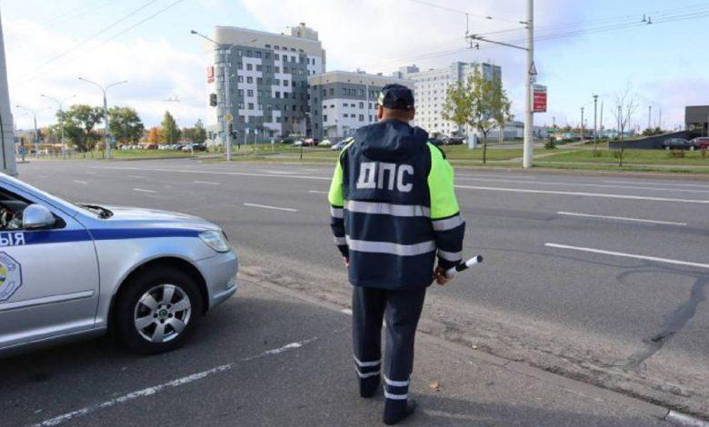 В Беларуси водителей могут начать лишать прав за обгон