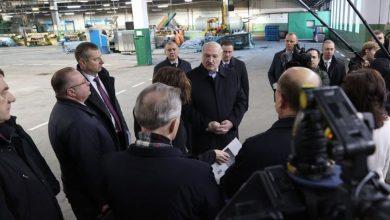 Photo of Лукашенко заявил, что никакой приватизации кожевенного завода в Гатово быть не может
