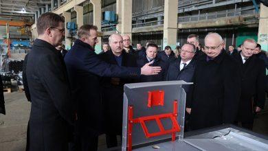 Photo of Лукашенко: к концу пятилетки мотовелозавод должен стать суперобразцовым производством