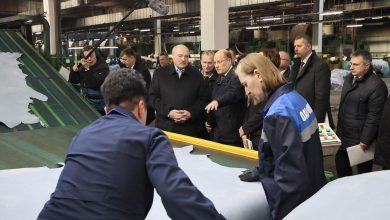 Photo of Лукашенко требует, чтобы  производители использовали только белорусское сырьё