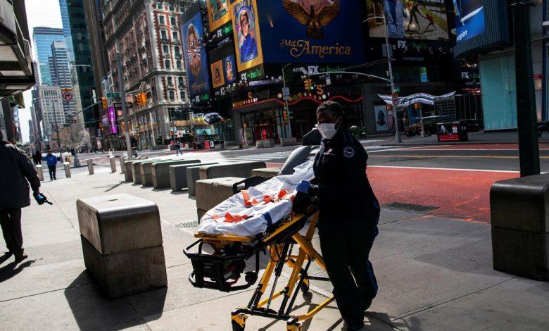 В США число случаев заражения Covid-19 превысило 30 млн