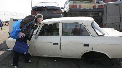 Photo of За сутки почти 1 тыс. авто снимается с регистрационного учета в связи с утилизацией