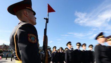 Photo of Александр Лукашенко поздравил сотрудников и ветеранов органов внутренних дел с Днём милиции