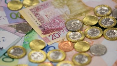 Photo of Средняя зарплата в Беларуси в феврале упала на 12,9 рубля и составила 1277,1 рубля
