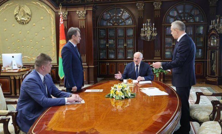 Александр Лукашенко 5 апреля принял кадровые решения