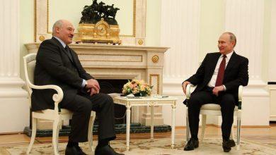 Photo of Песков заявил, что Лукашенко и Путин не обсуждали вопрос о слиянии Беларуси и России