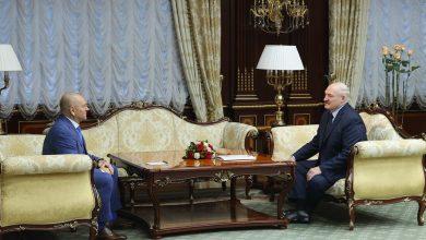 Photo of Лукашенко встретился с депутатом Верховной рады Украины Шевченко