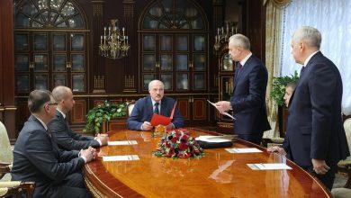 Photo of Лукашенко согласовал назначения в местной вертикали власти